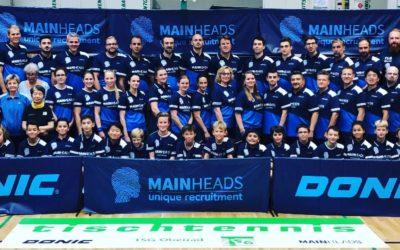 MainHeads Hauptsponsor Der TSG Oberrad (Frankfurt am Main)